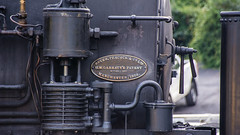 Puffing Billy Trip Melbourne VIC 02 May 2016 (35) (BaggieWeave) Tags: australia melbourne victoria steam vic steamengine steamtrain narrowgauge belgrave steamlocomotive puffingbilly beyergarrett