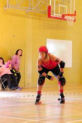 #321 (sk8geek) Tags: rollerderby 321 skaters jammer