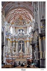 Litauen 2010 (ritsch48) Tags: kathedrale kaunas litauen kathedralestpeterundpaul