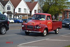 Bedford TJ 'Smith Bros' reg UBL 689 (erfmike51) Tags: bedford lorry smithbros rigid hcvslondontobrightonrun2016