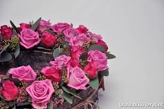 Met #Roze #Rozen... (floralworkshops) Tags: roos schaal schors