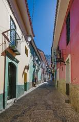 Jan, la calle de los duendes y fantasmas (Andrs Photos 2) Tags: streets bolivia ciudad lapaz calles altiplano sudamerica elalto lasbrujas