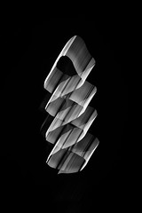 ghost (herveloic) Tags: blur bulb blackwhite focus sony konica manual filament 135mm hexanon