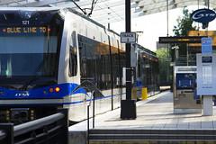 Charlotte_notablelocations_public works-160 (crainnational) Tags: train publictransportation blueline charlotte northcarolina charlottenc