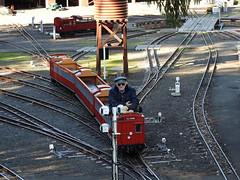 Diamond Valley Railway (Lesley A Butler) Tags: australia melbourne victoria eltham miniturerailway diamondvalleyrailway