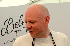 Chef Tom Kerridge at Nottingham Food Festival 2016 - 2 (Tony Worrall Foto) Tags: show county city nottingham uk england food festival fun town stream tour open place country authority great visit location event eat join area land british local annual eats venue update nottinghamshire attraction foodfestival foodie eastmidlands nottinghamcastle unitary nottinghamfoodfestival