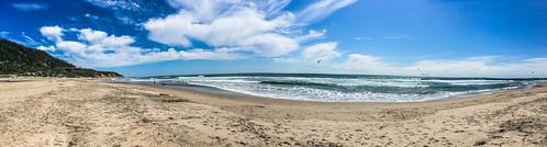 Waddell Beach Panorama