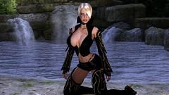 ADD Vixen Strip 00 (coralys3) Tags: wizard spell add mage vixen sorcerer sorcire