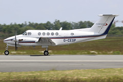 Beech 200 Super King Air CEGA Air Ambulance UK Ltd G-CEGP (herpeux_nicolas) Tags: cegaairambulanceukltd cegaairambulance cegaaviation gcegp gbxma cnbb726 msnbb726 takeoff dcollage dnr lfrd dinardpleurtuit 4011af mdi02 superkingair beech200 be20 medevac evasan cloudglobal