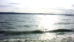 12 - May 27, 2016 - wind surfers at Browns Point (kazuhikogriffin) Tags: kayak kayaking windsurfers brownspoint