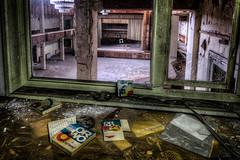 Grandhotlel Iwan (Batram) Tags: urban stairs lost hotel place exploration iwan urbex wendeltreppe festsaal grandhotlel
