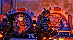 """""""There is a Bug in the system"""" (story in description) [Explored] (BrickSev) Tags: fiction bug toy toys photography star starwars order force lego space 14 first indoor science scifi series parody sciencefiction wars collectible episode diorama vii legostarwars tabletop minifigure the awakens firstorder minifigures toyphotography episodevii series14 legophotography theforceawakens forceawakens"""