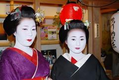 KYOTO, Pontocho  (Geishe) (http://russogiuseppefotoeviaggi.wordpress.com/) Tags: japan kyoto asia viaggi pontocho tradizioni geishe