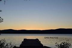 Watson Lake Canada #canada #sunrise #serenity (amabileuno) Tags: canada sunrise serenity