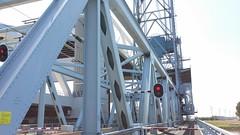 BOTLEK BRIDGE (dv-hans) Tags: rotterdam waalhaven rdm shellpernis heyplaat botlek bridge
