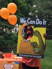 Wear Orange 2016 (bcmPEACE) Tags: heeding gods call wear orange end gun violence harrisburg bcmpeace hgc ron tilley reform background checks churchofthebrethren cob brethren bethepeace