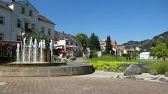Springbrunnen in Oberrathen (Ri. Bahnhof) (klaffi60) Tags: rathen oberrathen
