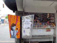 Flores en piedra (D11 Urbano) Tags: boy art girl poster stencil arte venezuela nios caracas urbano venezolano arteurbano d11 streetartvenezuela artvenezuela d11streetart arteurbanovenezuela d11art d11urbano