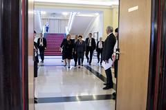 Wizyta premier Norwegii (Kancelaria Premiera) Tags: nato beata norwegia natosummit ernasolberg szydo