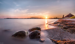 Sun-kissed... (m.cjo Fotografie - Martin Rakelmann) Tags: sunset canon sonnenuntergang sigma rgen 1020 mnchgut mariendorf mcjo