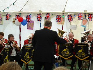 Horsmonden - Queens 90th Birthday Celebrations 2016