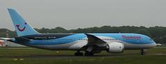 Boeing 787: 34423 G-TUIB 787-8 Thomson/tui NewcastleAirport (emdjt42) Tags: thomson boeing tui 787 newcastleairport 34423 boeing787 gtuib