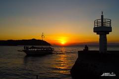 Guimaras Sunset (Bert Esposado) Tags: travel sunset sea seascape island scenery philippines guimaras guimarasisland provinceofguimaras