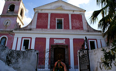 san bartolomeo (isabellerosenberg) Tags: old italy church sicily stromboli bartolomeo
