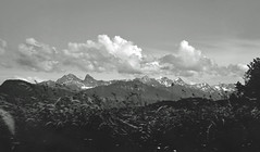 [Insert alphorn music] (g a b r i e l l e s w i n d l e h u r s t) Tags: summer snow mountains switzerland fribourg ros