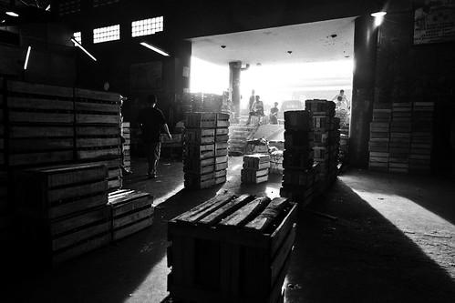 Pasar Induk, Kramat Jati - Jakarta, May 2016