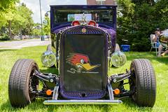 1928 Hudson Essex (Barry Cruver) Tags: classic car truck pennsylvania chrome hudson 1928 essex carshow musclecar palmerton carboncounty marywood palmertonpark palmertonmemorialpark thepacemakersassociation