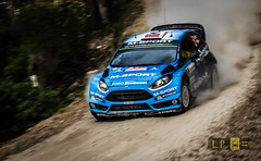 Henning Solberg - Ford Fiesta WRC (Luca eskimo) Tags: auto sardegna italy cars ford car sport race speed italia sardinia fiesta rally racing dirty dirt wrc dust panning solberg msport autolavaggiobatman