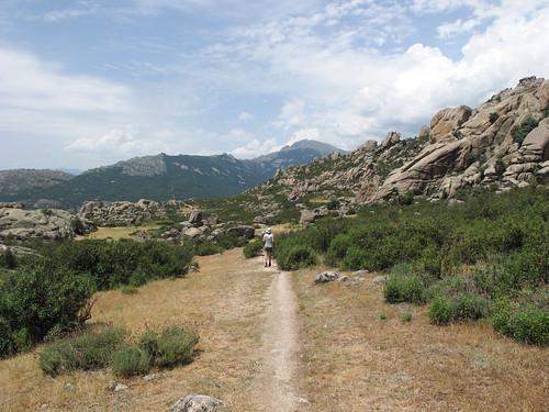 Gran Cañada, Maliciosa