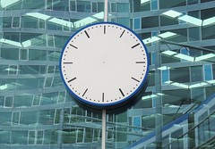 In a world without time... (Elisa1880) Tags: clock station train time empty den central hague haag timeless klok trein geen centraal the leeg zonder tijd wijzers