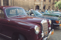 20120527_ToledoClassicCars (jae.boggess) Tags: spain espana europe travel trip eurotrip spring springtime toledo classiccars antiquecars