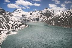 Dis-gelo (enniovanzan) Tags: lago ghiaccio sabbioni formazza disgelo