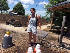 Trainee Day Vermicomposting 6.6.16