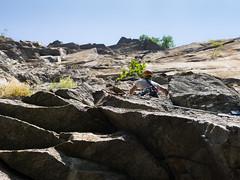 P7031915 (diegobracco) Tags: gianluca arrampicata bourcet multipitch urlodimunch