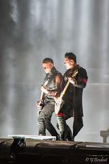 Rammstein @ Hellfest 2016-6 (yann.bredent) Tags: festival metal rock music musique live show stage lights fireworks 2016 hellfest hellfest2016 artiste concert rammstein band artist