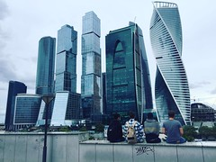 Moscow International Business Center (07/10/2016) (galkevich) Tags: moscow mibc