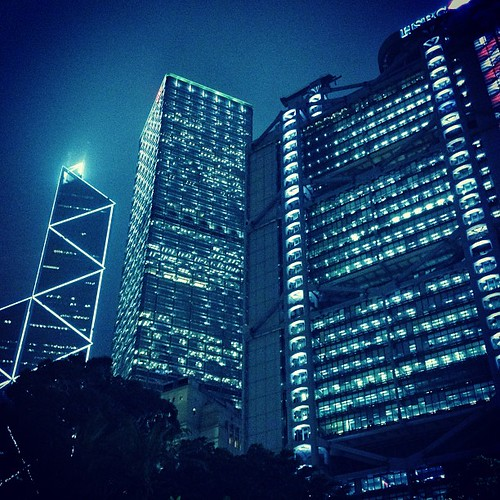 #dark #night #hongkong #central