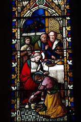St. Columba's Church, Topcliffe. (dvdbramhall) Tags: church window stainedglass columba burnejones topcliffe