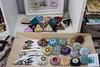 Bolas de Tons (owl_mania) Tags: portugal linen botão coimbra maio tecidos botões galões 2013 tecidosjaponeses bolasdetons
