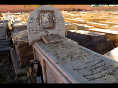 when life is gone (explored) (j.p.yef) Tags: africa sun grave graveyard death morocco marrakech jewishcemetery lightandshadow marrakesch yef peterfey bestcapturesaoi jpyef