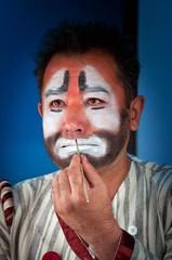 (Valéria Felix) Tags: theater clown backstage clowns russian