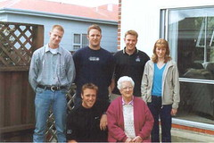 04. Nanna's 90th Birthday, October 2001