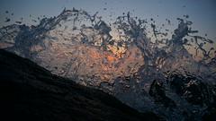 Behind the wave.. (pohuman) Tags: sunset sea sky sun sony turkiye wave blacksea karadeniz deniz gökyüzü rize günbatımı güneş dalga iyidere sarayköy nex6 sonynex6 selp1650