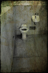 Prison Cell (geoftheref) Tags: usa rock america island san francisco sink united cell toilet basin prison jail faucet alcatraz states therock tap gaol penitentiary geoftheref