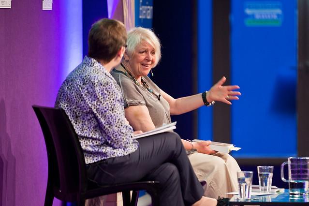 Scotland's National Poet Liz Lochhead