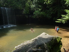 """Caney Creek Falls 8-7-13 049 • <a style=""""font-size:0.8em;"""" href=""""http://www.flickr.com/photos/61177391@N02/9547367299/"""" target=""""_blank"""">View on Flickr</a>"""